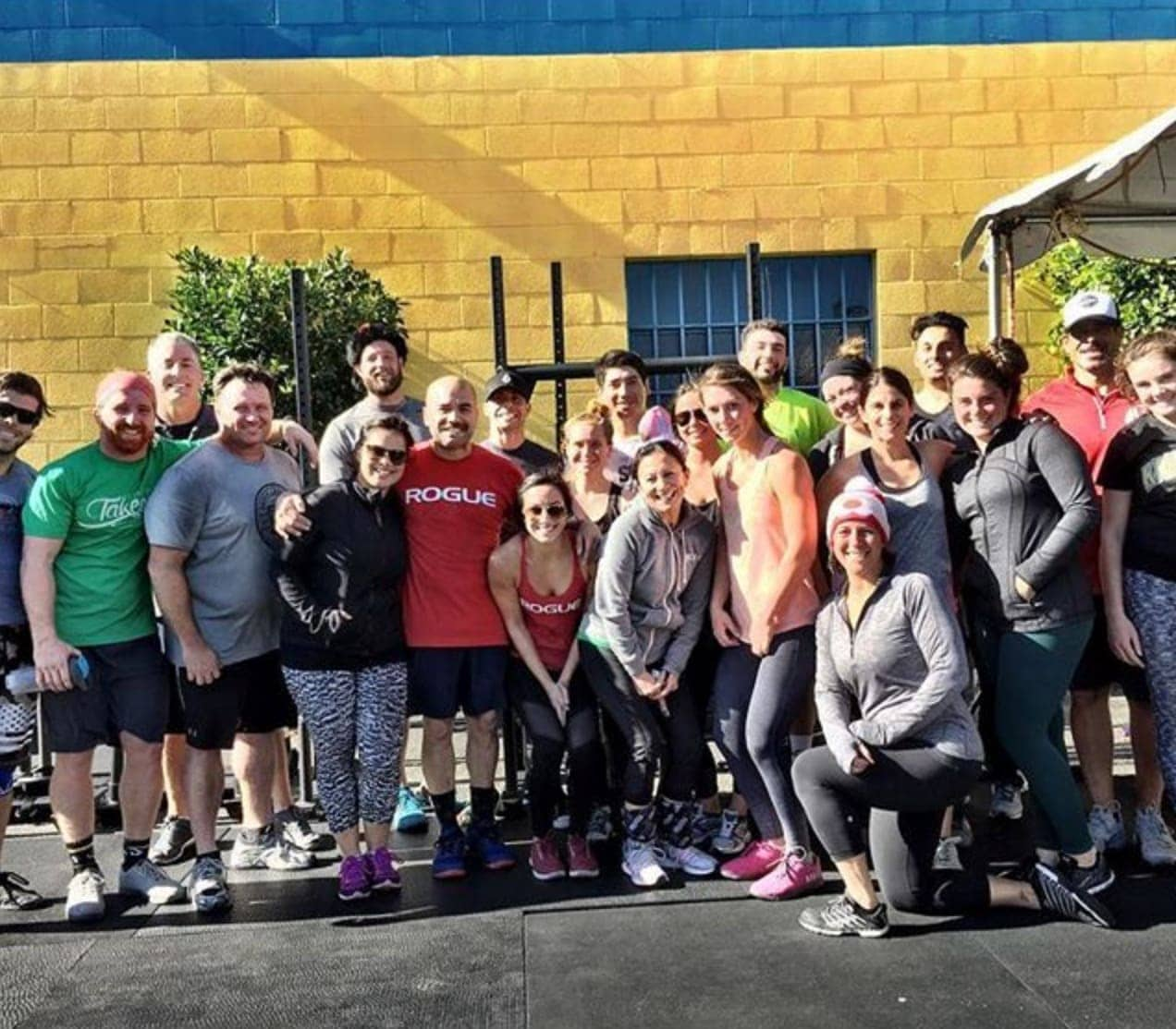Group photo of Heyday Elite Fitness San Pedro