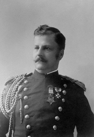 Photo of Major General Arthur MacArthur