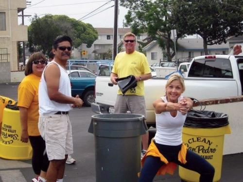 Clean San Pedro through the years. (photos: Steve Kleinjan)