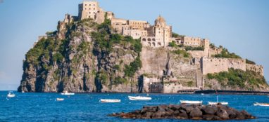 Photo of Aragonese Castle in Ischia, Italy