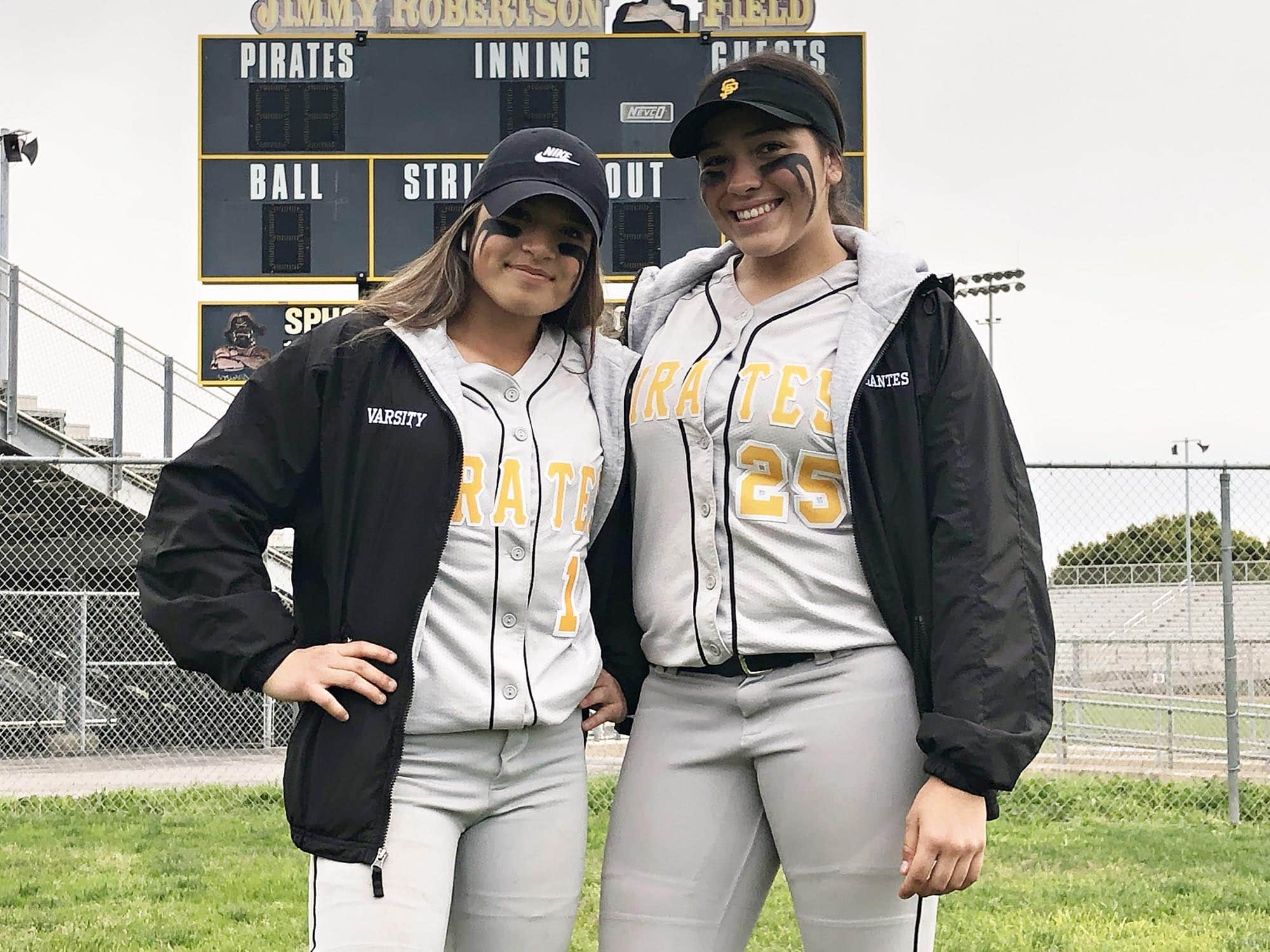 Photo of Prep Softball players for San Pedro Today magazine. (Photo: Jamaal K. Street)