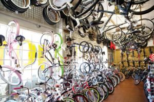 The Bike Palace