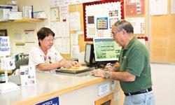 Only Volunteer-Run Post Office is Here in San Pedro