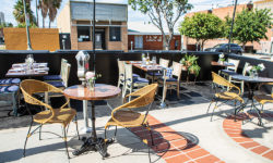 Outdoor Dining Comes to Downtown San Pedro