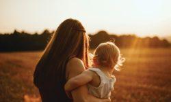 Motherhood, the Divine Ascension
