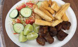 A Taste of El Salvador